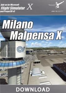 Packaging of FSX Milano Malpensa X [PC]