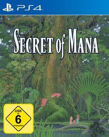 Verpackung von Secret of Mana [PS4]