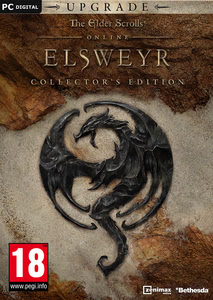 Packaging of The Elder Scrolls Online: Elsweyr DCE Upgrade [PC]