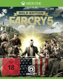 Verpackung von Far Cry 5 Gold Edition [Xbox One]