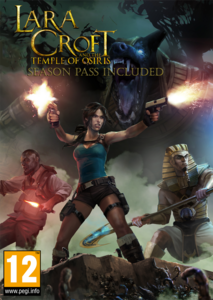 Packaging of LARA CROFT AND THE TEMPLE OF OSIRIS Season Pass Included [PC]