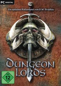 Verpackung von Dungeon Lords STEAM Edition [PC]