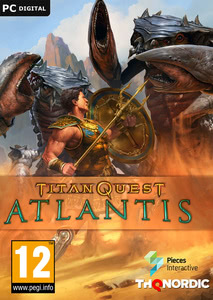 Packaging of Titan Quest Atlantis DLC [PC]