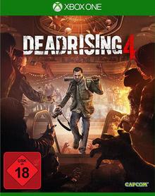 Verpackung von Dead Rising 4 [Xbox One]