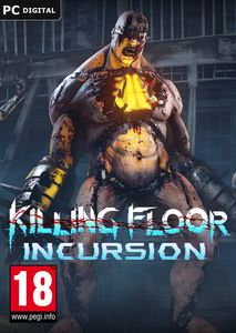 Packaging of Killing Floor Incursion [PC]