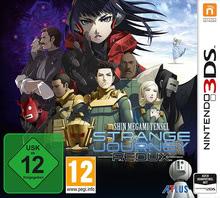 Verpackung von Shin Megami Tensei Strange Journey Redux [3DS]