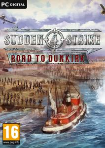 Packaging of Sudden Strike 4 Road to Dunkirk [PC]