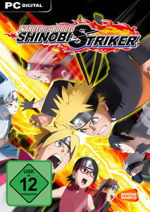 Packaging of Naruto to Boruto: Shinobi Striker [PC]
