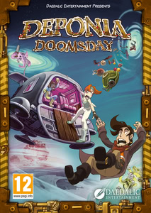 Packaging of Deponia Doomsday [Mac]