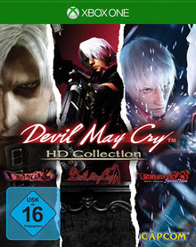 Verpackung von Devil May Cry HD Collection [Xbox One]