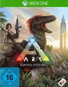 Verpackung von ARK: Survival Evolved [Xbox One]