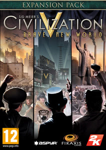 Packaging of Sid Meier's Civilization® V: Brave New World [Mac]