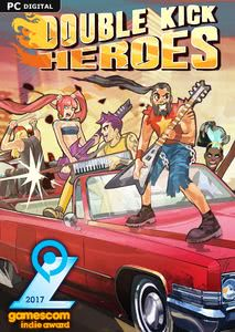 Packaging of Double Kick Heroes [PC / Mac]