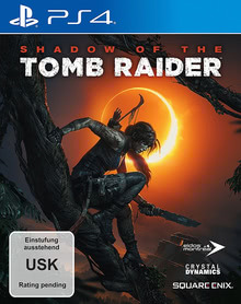Verpackung von Shadow of the Tomb Raider [PS4]