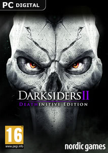 Packaging of Darksiders 2 Deathinitive Edition [PC]