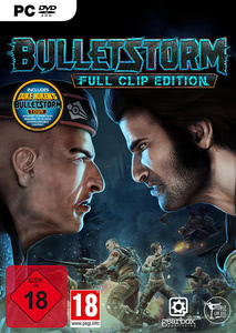 Verpackung von Bulletstorm Full Clip Edition [PC]