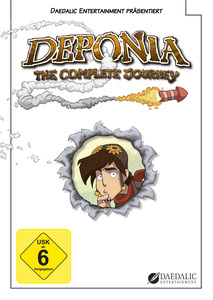 Verpackung von Deponia - The Complete Journey [PC]