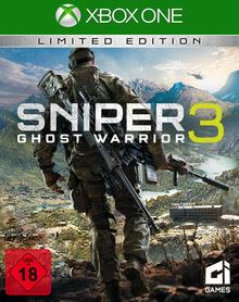 Verpackung von Sniper Ghost Warrior 3 Limited Edition [Xbox One]