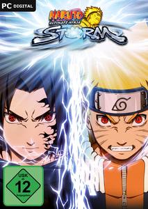 Verpackung von Naruto Shippuden Ultimate Ninja STORM 1 HD [PC]