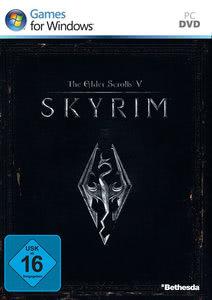 Verpackung von The Elder Scrolls V: Skyrim [PC]