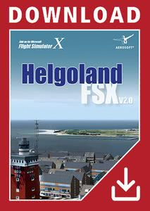 Packaging of FSX Helgoland 2.0 [PC]