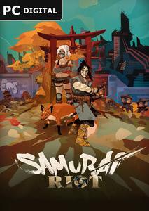 Verpackung von Samurai Riot [PC]