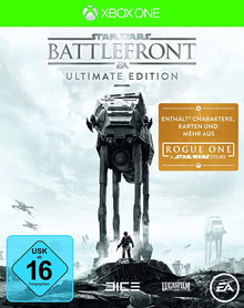 Verpackung von Star Wars Battlefront Ultimate Edition [Xbox One]