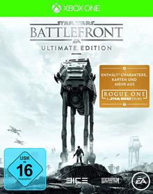 Verpackung von Star Wars Battlefront Ultimate Edition [Xbox One]