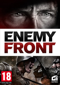 Packaging of Enemy Front [PC]