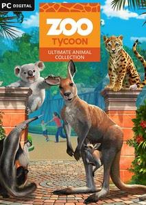 Packaging of Zoo Tycoon - Ultimate Animal Collection [PC]