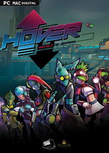 Packaging of Hover [PC / Mac]