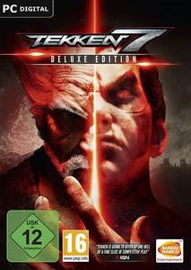 Verpackung von Tekken 7 Deluxe Edition [PC]