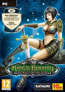Packaging of King's Bounty: Crossworlds [PC]