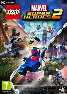 Packaging of LEGO Marvel Super Heroes 2 [PC]