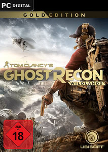 Verpackung von Tom Clancy's Ghost Recon Wildlands Gold Edition [PC]