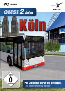 Verpackung von OMSI 2 Add-On Köln [PC]