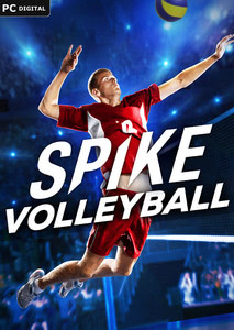 Packaging of Spike Volleyball [PC]