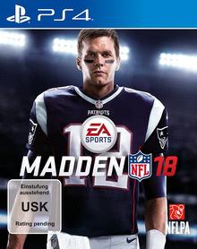 Verpackung von Madden NFL 18 [PS4]