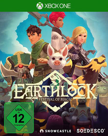 Verpackung von Earthlock: Festival of Magic [Xbox One]