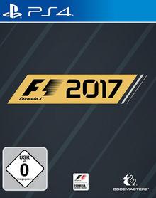 Verpackung von F1 2017 [PS4]