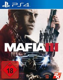 Verpackung von Mafia 3 [PS4]