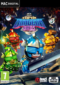 Packaging of Super Dungeon Bros [Mac]