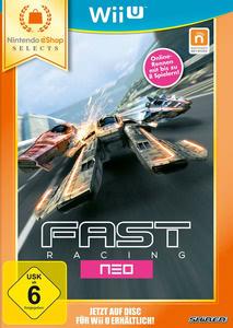 Verpackung von FAST Racing NEO Nintendo - eShop Selects [Wii U]