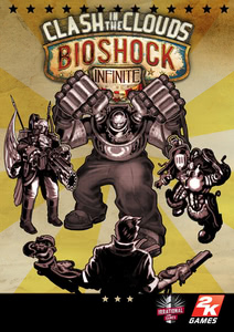 Packaging of Bioshock Infinite: Clash in the Clouds [Mac]