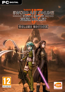 Packaging of Sword Art Online: Fatal Bullet Deluxe Edition [PC]