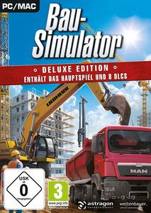 Verpackung von Bau-Simulator Deluxe Edition [PC / Mac]