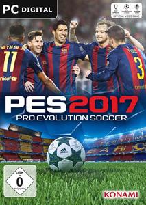 Verpackung von Pro Evolution Soccer 2017 [PC]