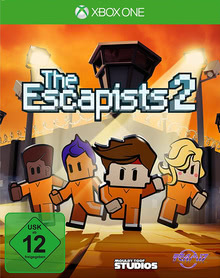 Verpackung von The Escapists 2 - Special Edition [Xbox One]