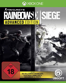Verpackung von Tom Clancy's Rainbow Six Advanced Edition [Xbox One]
