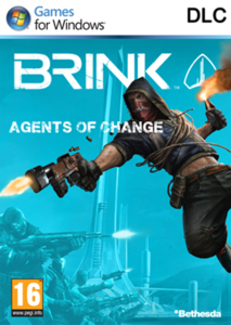 Packaging of Brink DLC: Agents of Change [PC]